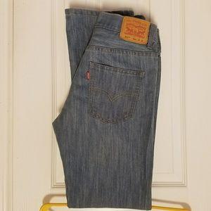 Levi's 511 slim fit jeans. Size 30x30, 20 reg.